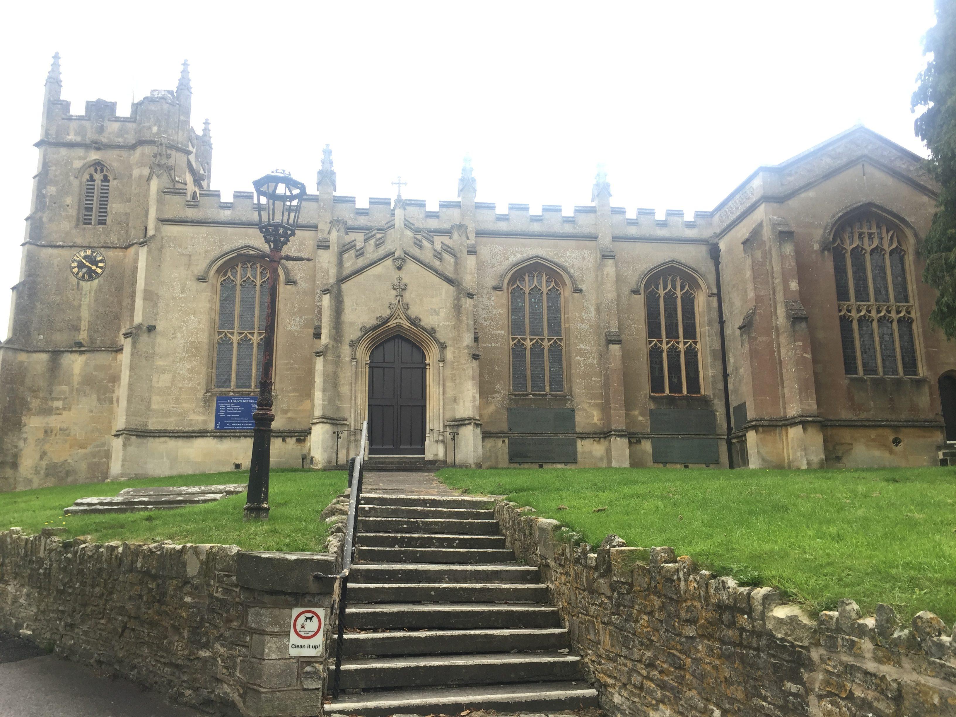 All Saints, Weston, Bath 17.9.16