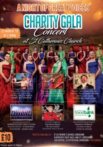 A Night Of Great Voices Charity Gala Concert St Catherines
